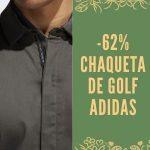 Oferta chaqueta de golf adidas