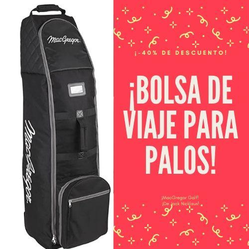 BOLSA DE VIAJE PARA PALOS