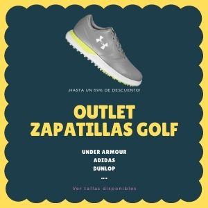 Zapatillas de Golf en Outlet