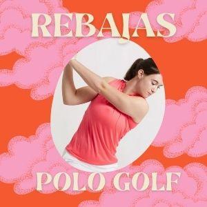 Polo de Golf Mujer