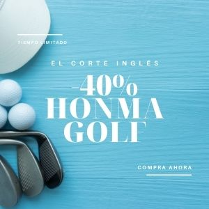 Chollos en Honma Golf El Corte Ingles