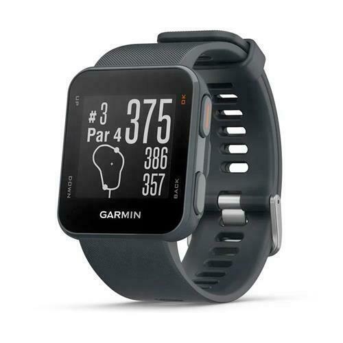 Reloj GPS de Golf Garmin S20